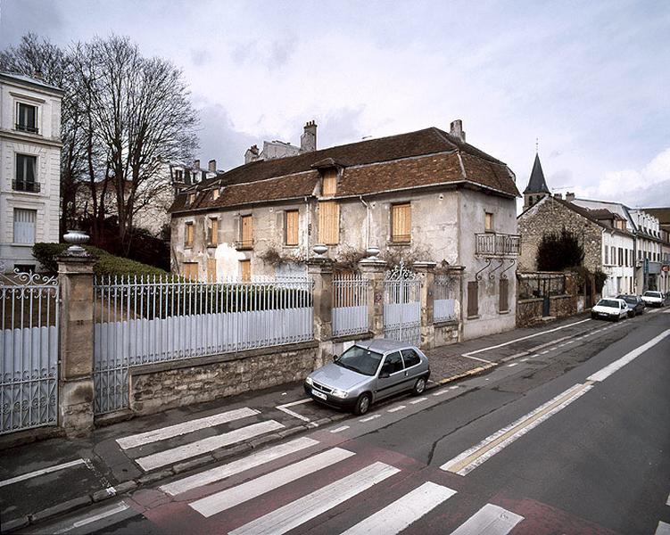 maison de campagne puis maison de notable