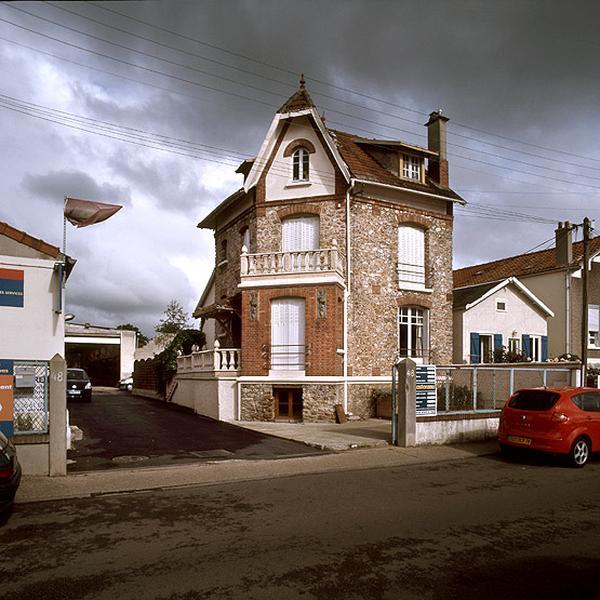 maison de cadre de la Compagnie fluviale de transport et de remorquage