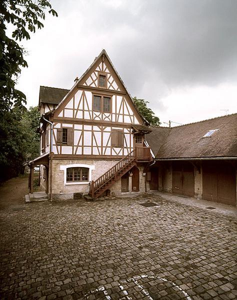 ferme de Denouval, actuellement centre de loisir