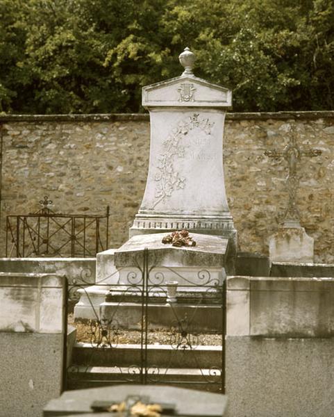 tombeau de la famille Marsch