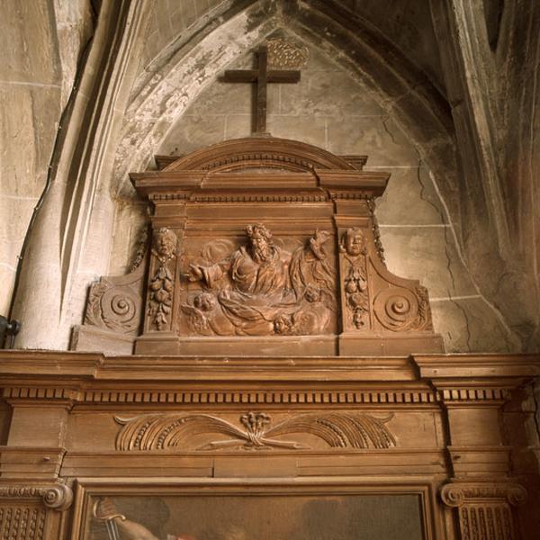 retable de saint Michel