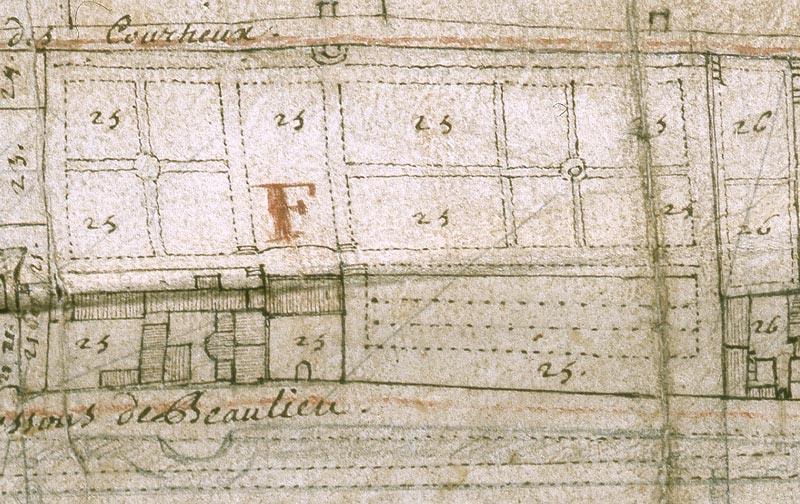 maison de campagne dite 'château de la Princesse' ; mairie-école de garçons ; actuellement bibliothèque Saint-Exupéry