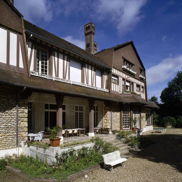 maison de notable de villégiature dite La Barbannerie