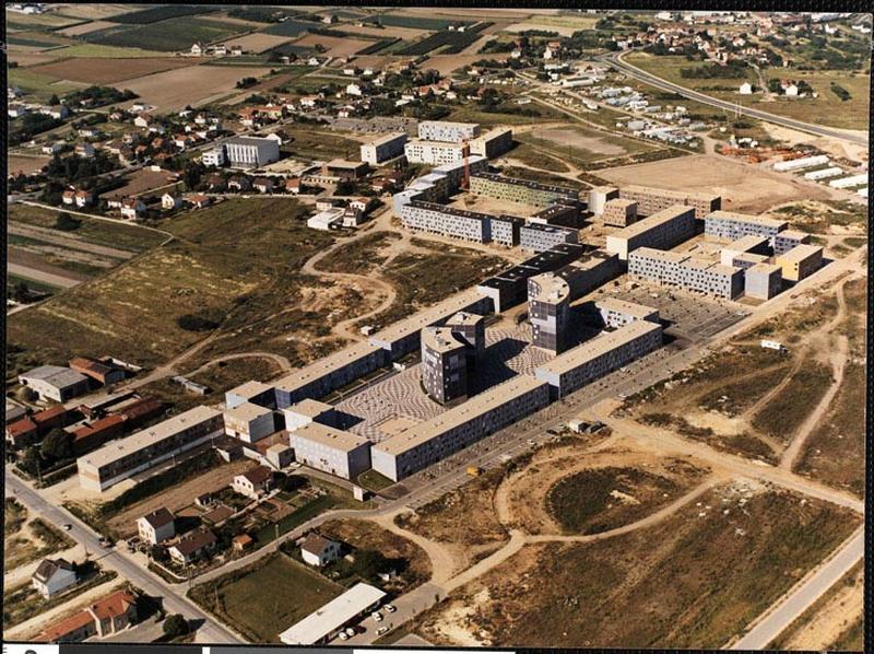 Secteur urbain concerté dit quartier de la Noé ou ZAC de la Noé ; grand ensemble