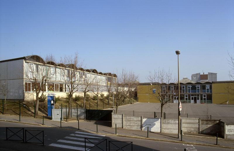 groupe scolaire Roland-Dorgelès