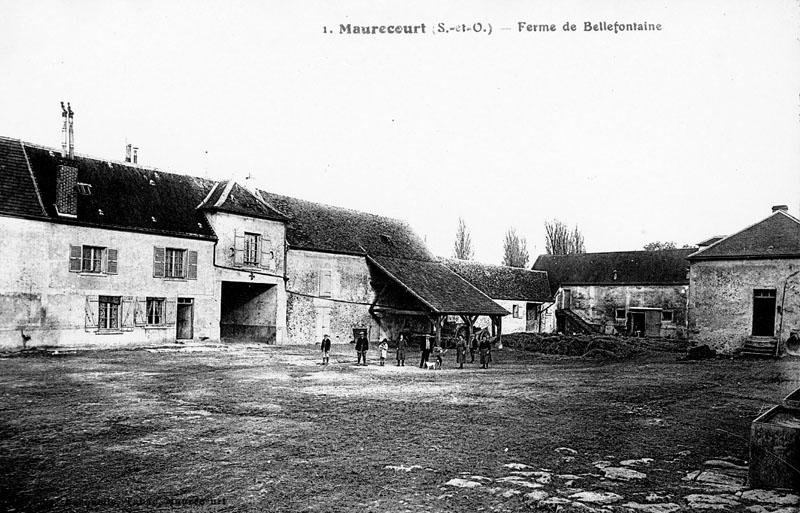 ferme de Bellefontaine