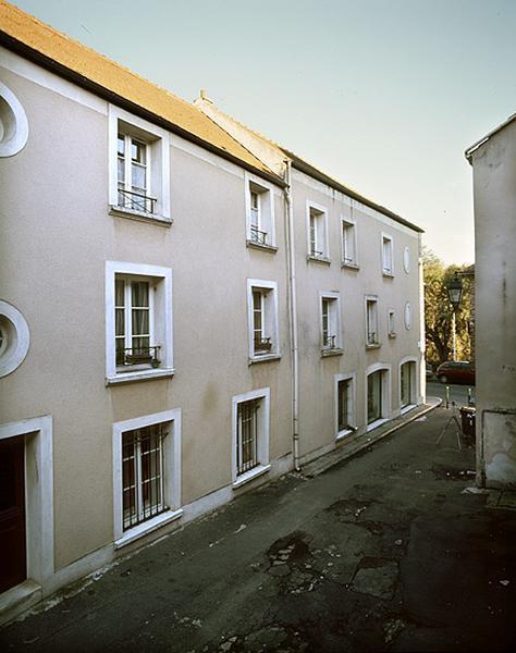 ensemble d'édifices à cour commune dit cour Beaulieu