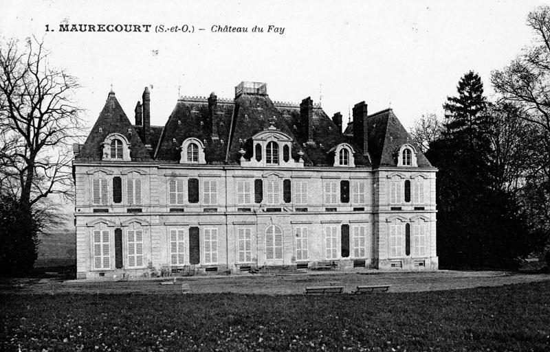 château du Fa