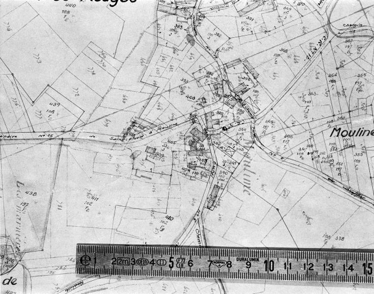 présentation de la commune de Saint-Flovier
