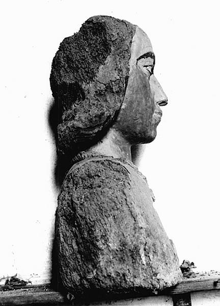 buste-reliquaire; buste à l'italienne