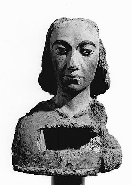 buste-reliquaire, buste à l'italienne