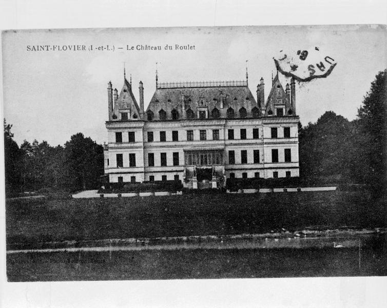 château du Roulet