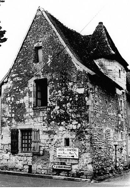maison de notable logis de la fontaine