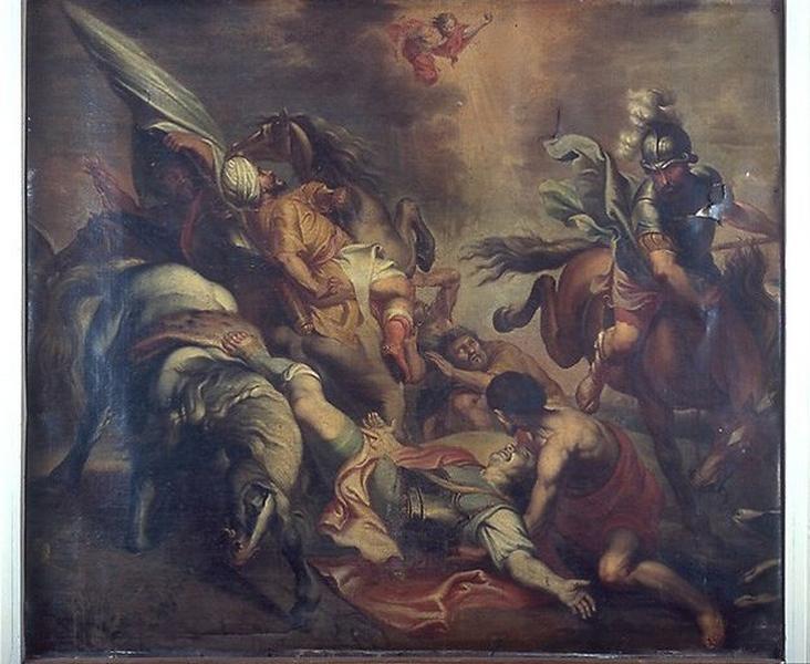 Tableau : Conversion de saint Paul