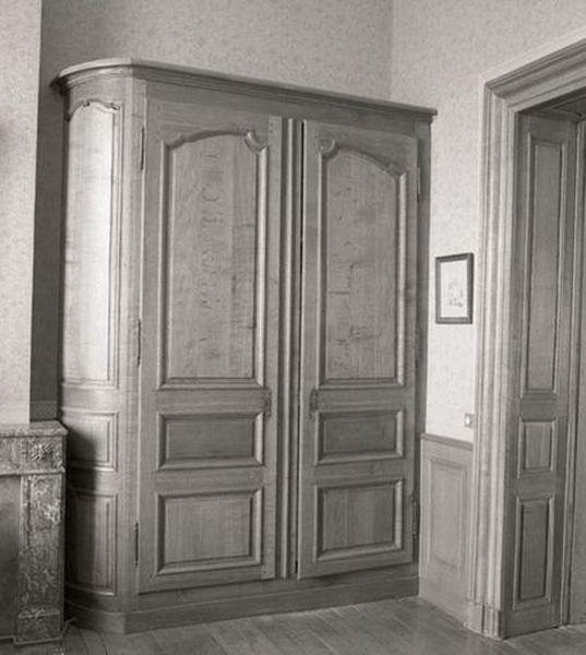 Ensemble de 4 armoires