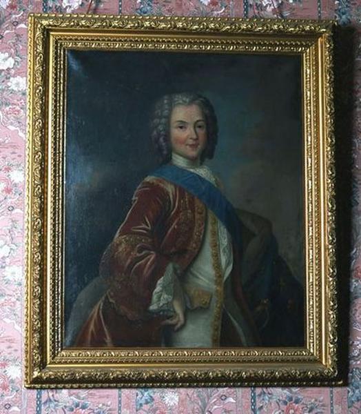 Tableau : Portrait du Grand Dauphin