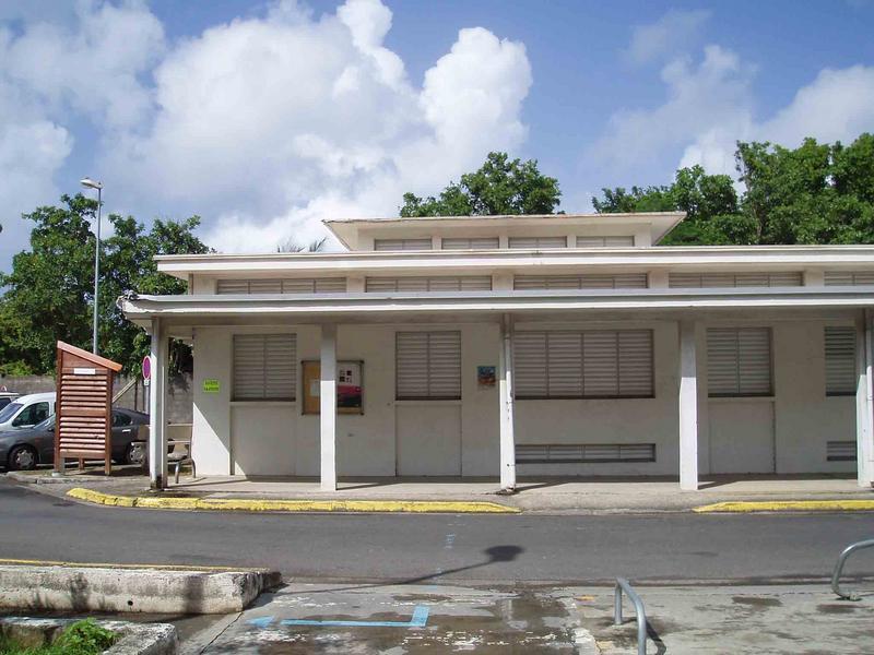 hôpital Joseph Ricou