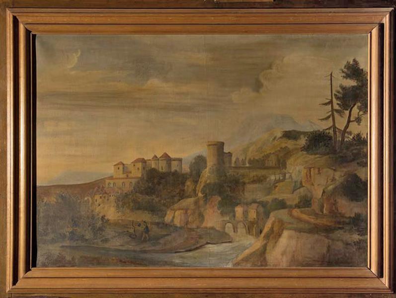 tableaux (7) : Marines et paysages au bord de l'eau