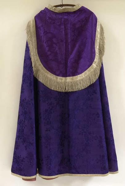 chape violette