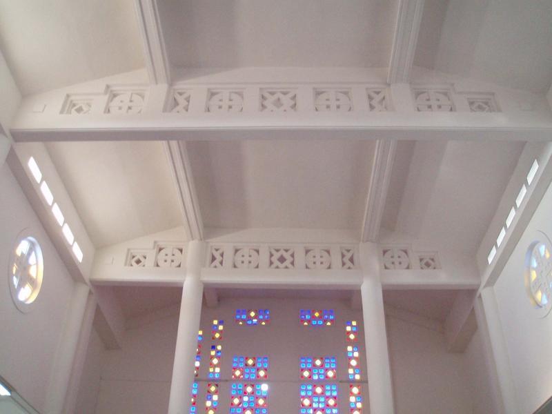 église paroissiale de la Sainte-Trinité
