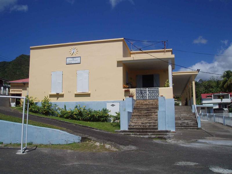 école primaire de Grand'Anse