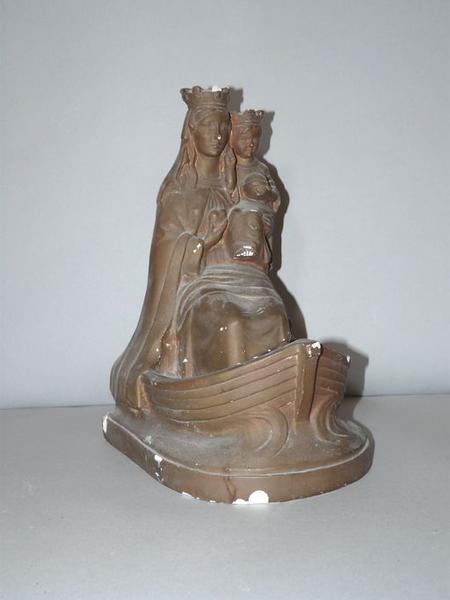 statue (statuette) : Notre-Dame de Boulogne