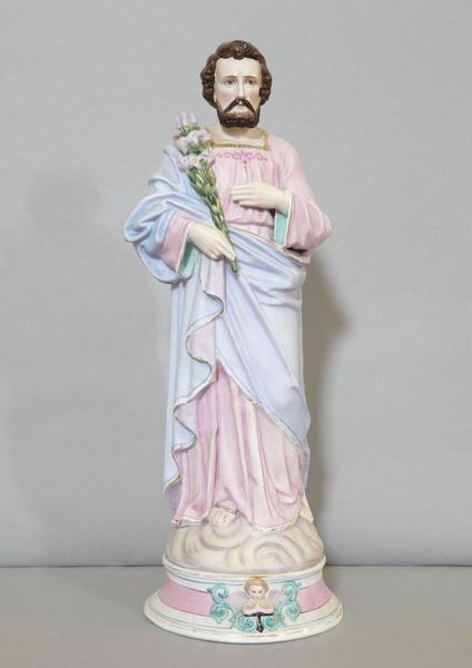 statue (statuette) : Saint Joseph