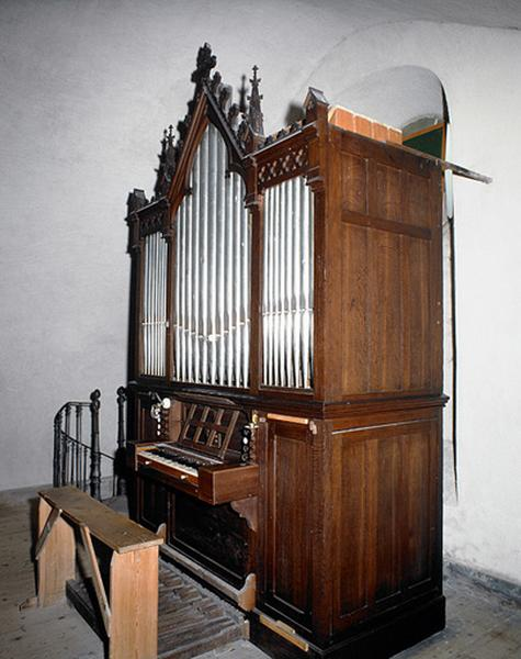 orgue d'accompagnement