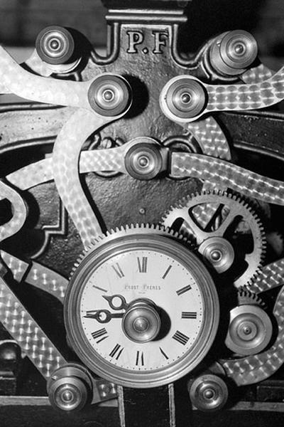 horloge d'édifice