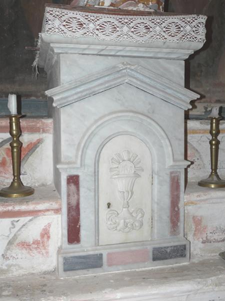 autel secondaire de saint Joseph