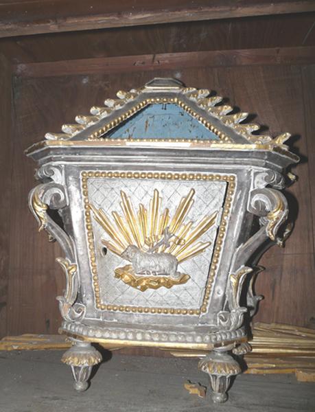 tabernacle du Jeudi saint