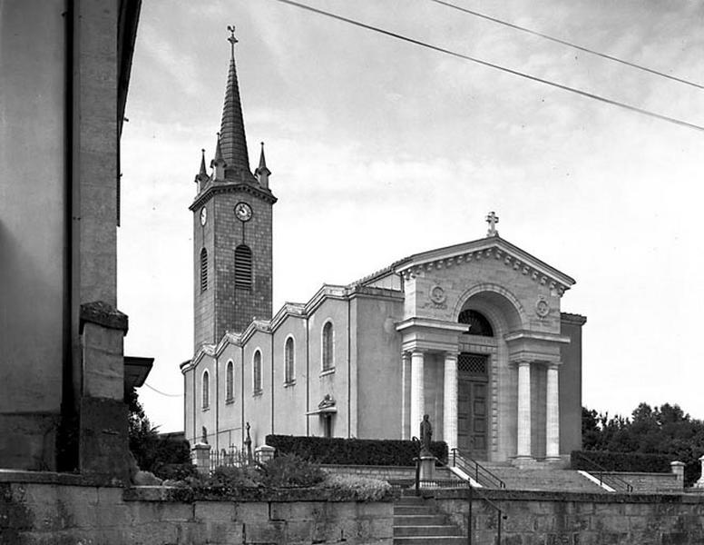 église paroissiale Saint-Laurent