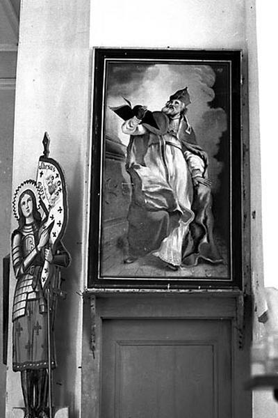 tableau : saint évêque