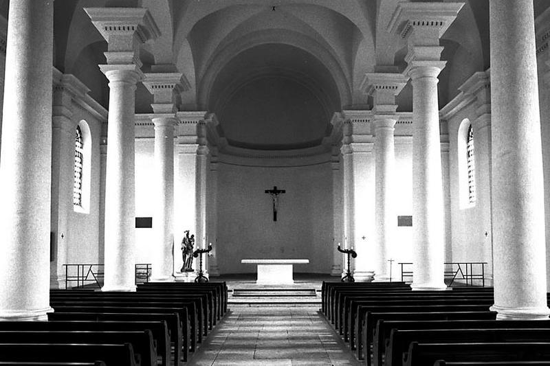 église paroissiale de l'Immaculée-Conception