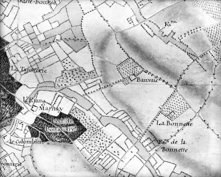 présentation de la commune de Richelieu
