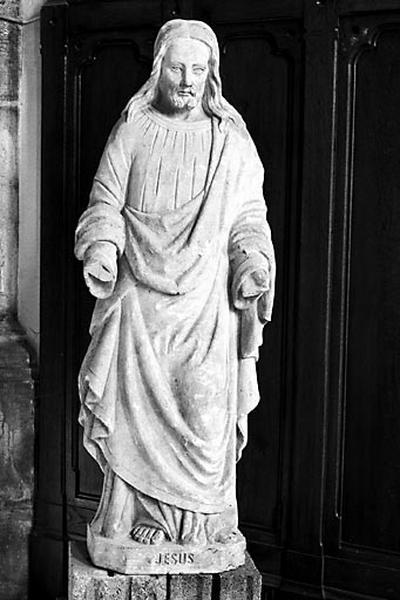 statue : pape