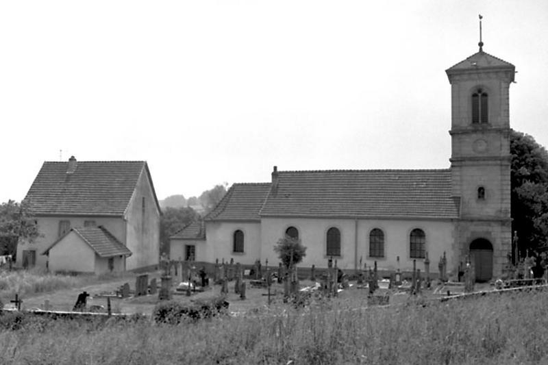 église paroissiale de la Nativité-de-Notre-Dame