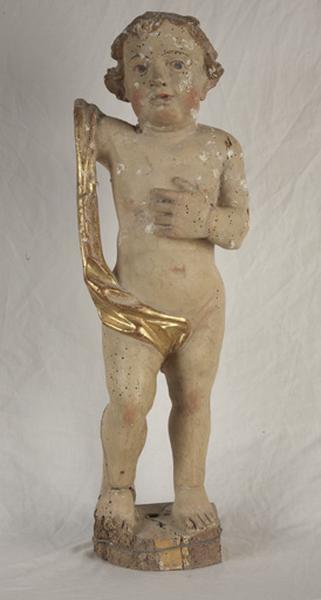 statue (statuette) : Angelot