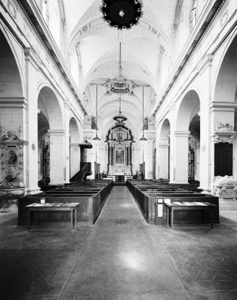 église paroissiale Notre-Dame dit Cloître des Lazaristes ou des Prêtres de la Mission