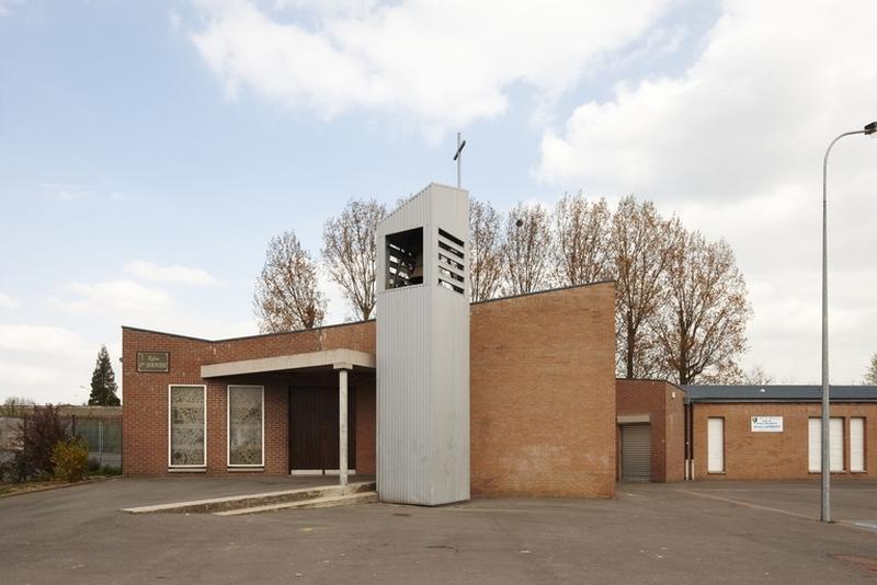 Eglise paroissiale Sainte-Barbe