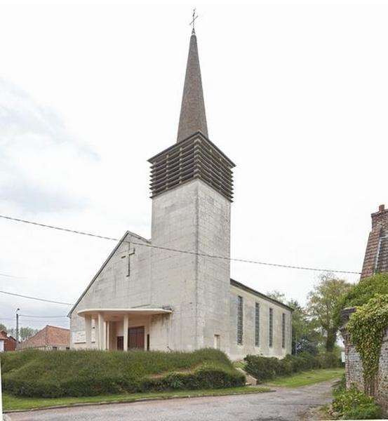 Eglise paroissiale de la Nativité-de-Notre-Dame