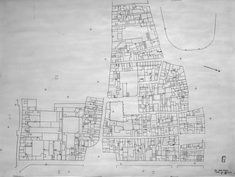 présentation de l'étude du patrimoine du canton de Tours Centre Architecture
