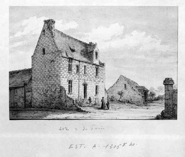 maisons; Hôtels; Immeubles; hôtel du Sanglier, dit Maison d'Agnès Sorel
