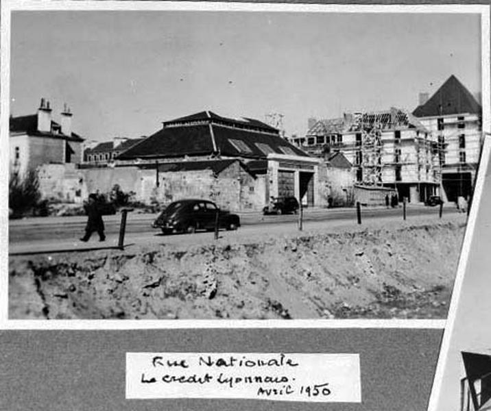 banque Crédit Lyonnais