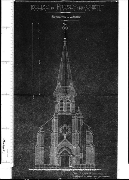 Eglise paroissiale Saint-Caprais