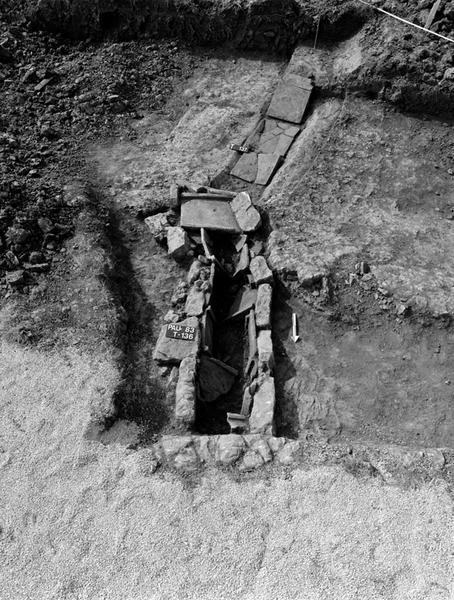 nécropole : inhumation