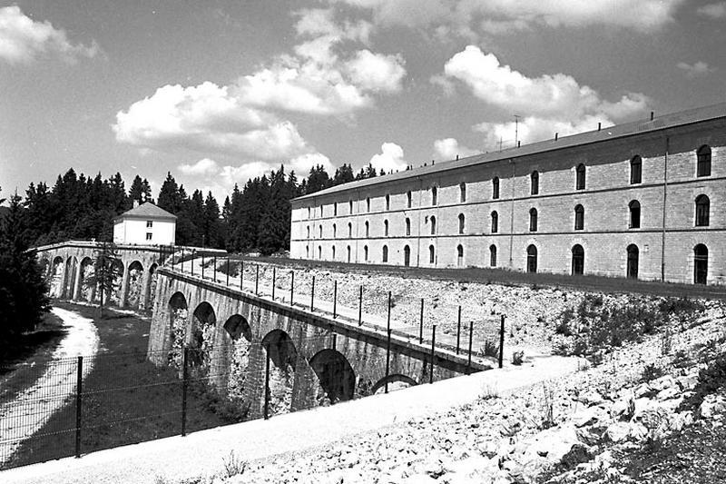 Fort des Rousses dit Fort Henry-Martin