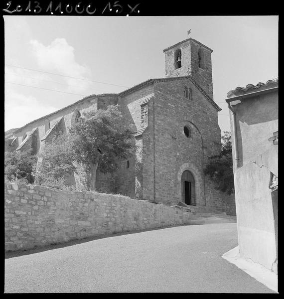 église paroissiale Saint-Julien-Sainte-Basilisse