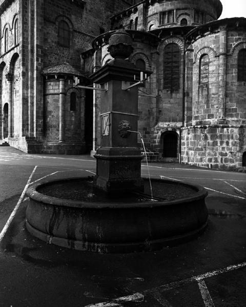 fontaines, lavoirs, abreuvoirs