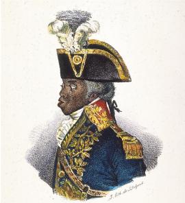 Toussaint Biography